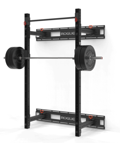 Rogue RML-3WC Fold Back Wall Mount Power Rack