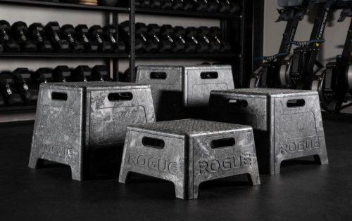 Rogue Resin Plyo Box