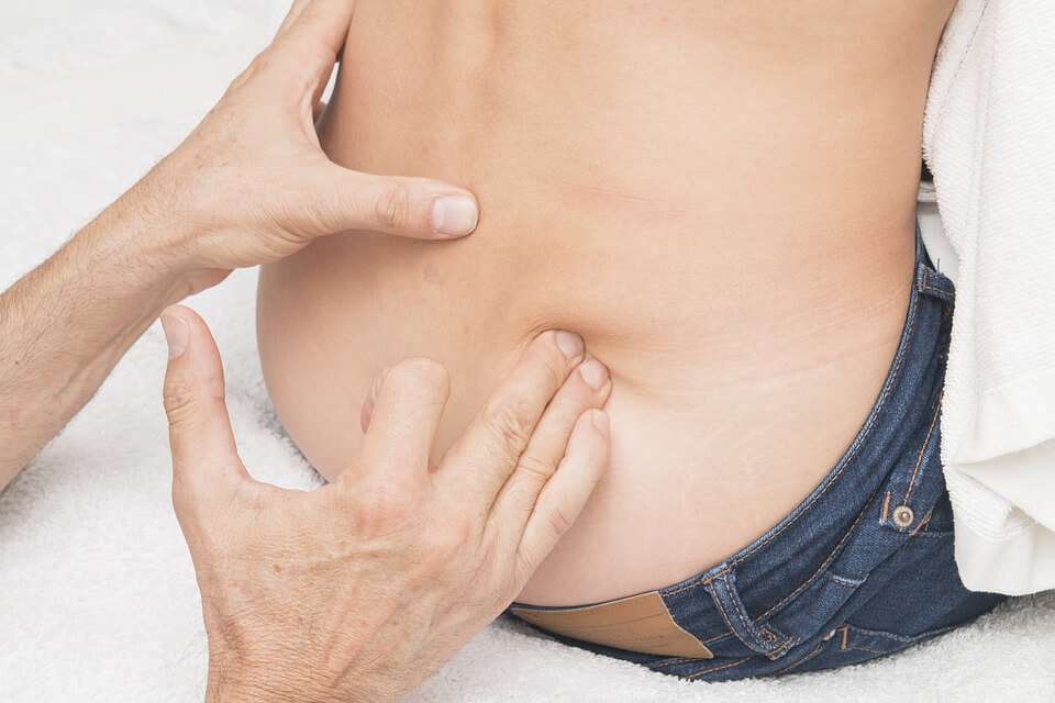 massage lower-back