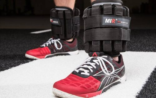 MiR Adjustable Ankle Wrist Weights