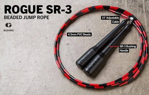 Rogue SR-3 Beaded Speed Rope
