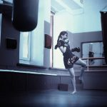kickboxing and mma training ar home boxing gym