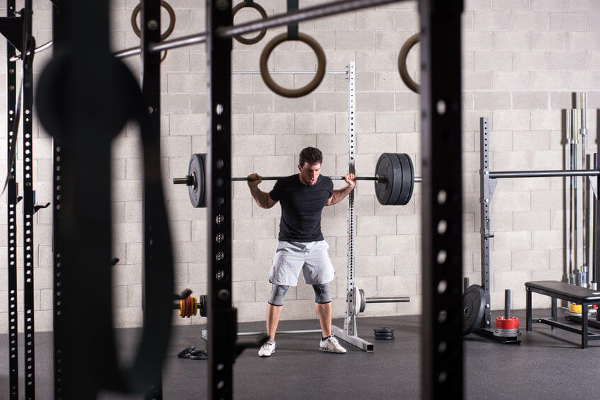 Squat rack vs power rack difference? the debate ends here!
