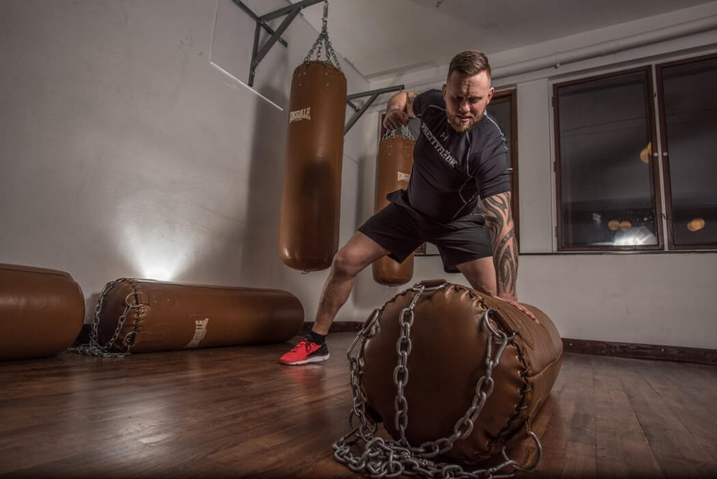 Diy home boxing gym essential pieces of equipment
