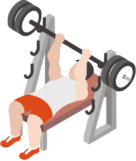 power rack workout