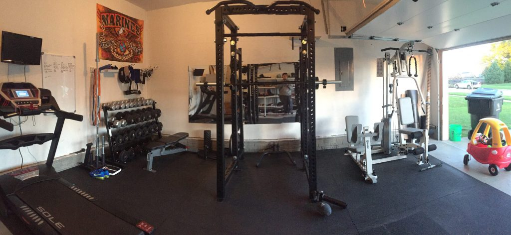 Awesome online tools to plan & design your home gym garage gym