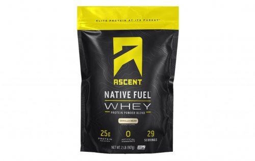 Ascent Native Fuel - Whey Protein