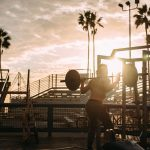 crossfit workout street gym