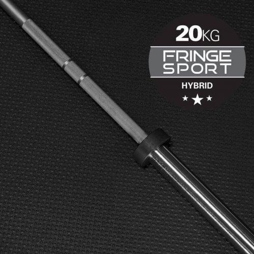 Fringe Sport Hybrid Barbell