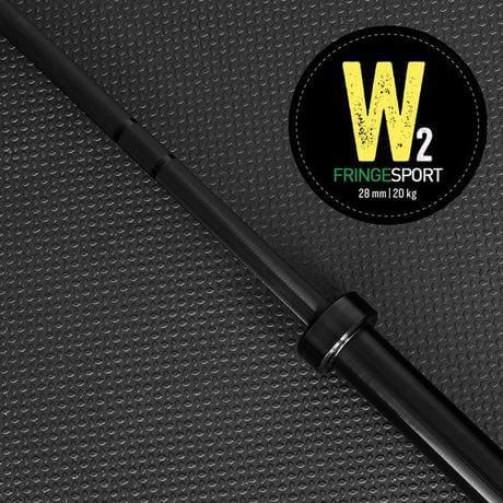 Fringe Sport Wonder Bar Olympic Barbell