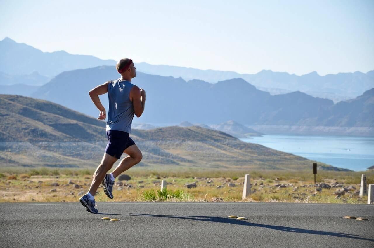 best men's long distance running shoes