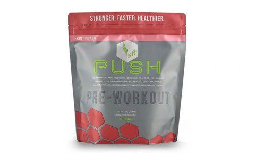 SFH Push - Pre-Workout
