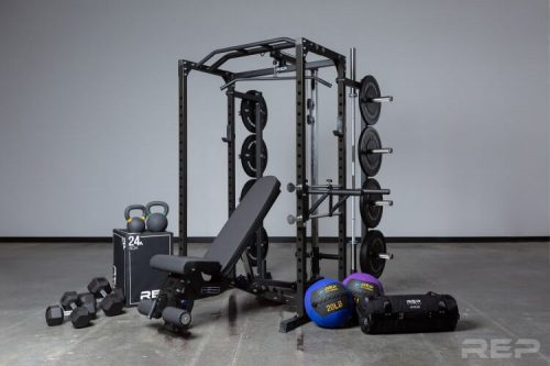 Rep Fitness 2K Gym Package