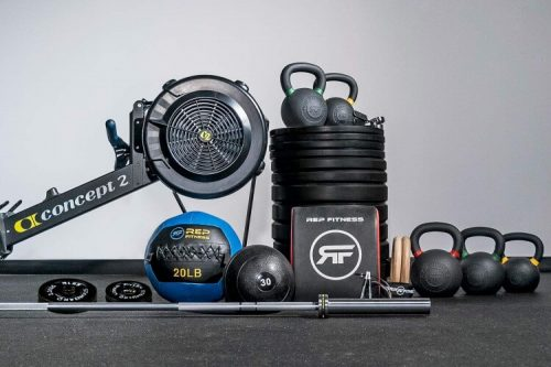 Rep Fitness GP-2 Garage Package
