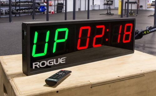 Top best crossfit and gym workout timers reviewed