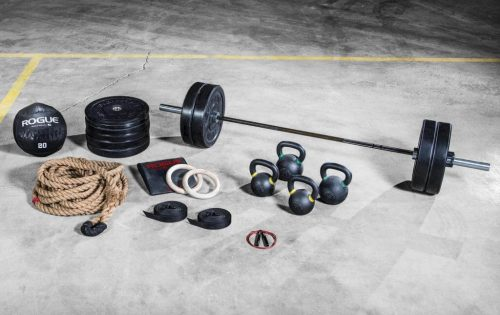 Rogue Alpha CrossFit Package