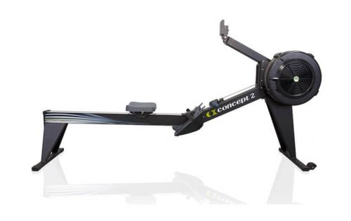 Black Concept 2 Model E Rower - PM5