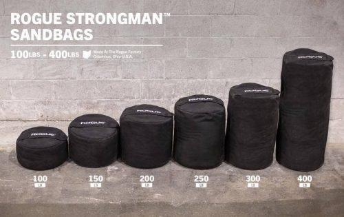 Rogue Strongman Sandbags