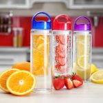 Best Fruit Infuser Water Bottles & TOP 13 Bottle Reviews 2019