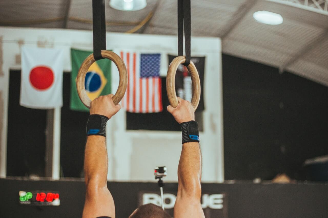 13 best gymnastic rings for home or garage gym reviewed 2019