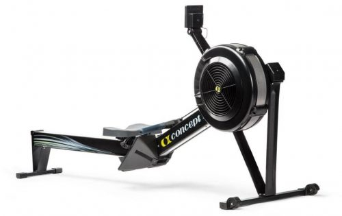 Black Concept 2 Model D Rower