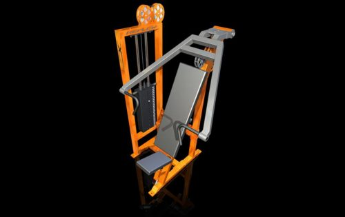 Reflex Incline Press