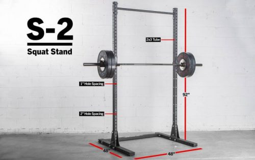 Rogue S-2 Squat Stand 2.0
