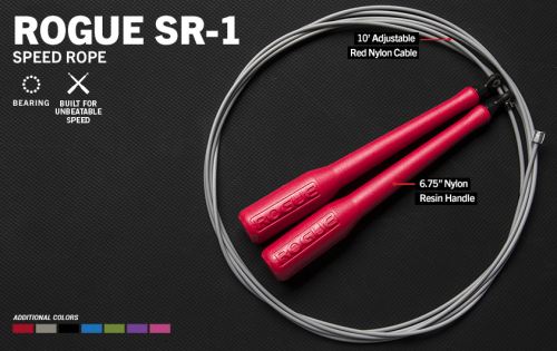 Rogue SR-1 Bearing Jump Speed Rope