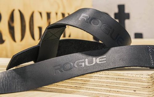 Rogue Leather Lifting Straps
