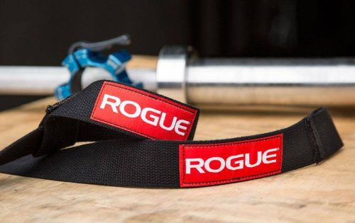 Rogue Ohio Lifting Straps