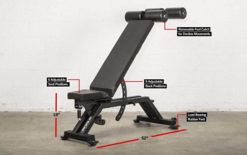 Rogue AB-3 Adjustable Bench