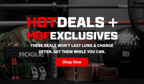 Rogue Fitness Hot Deals