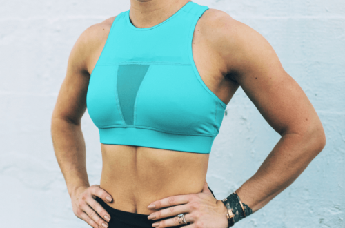 Chestee Tiffany Sports Bra